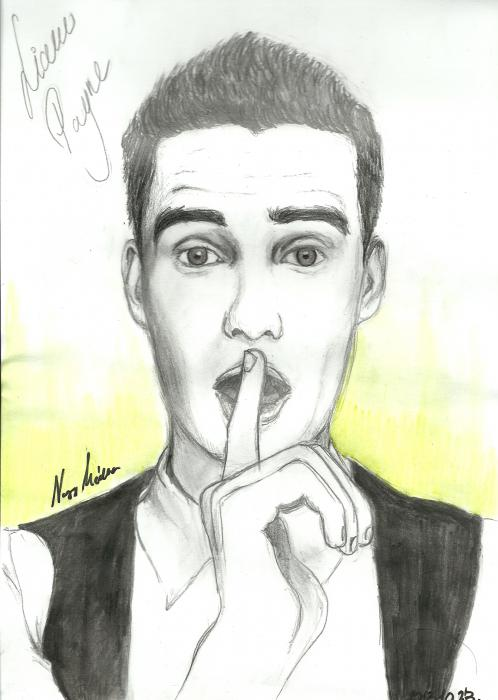 Liam Payne por Medi